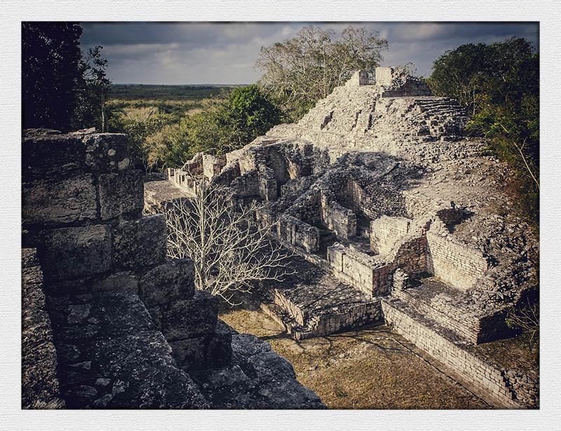 Xpujil – Pyramiden für Fortgeschrittene | Hallo Welt!