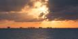 Blick auf Cancun
