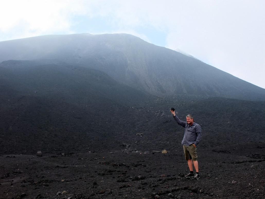 Der Pacaya, vulkanisch schön!