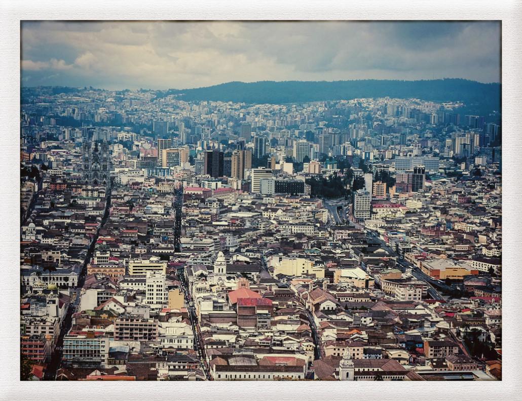 Quito – Angriff auf die Bronchien