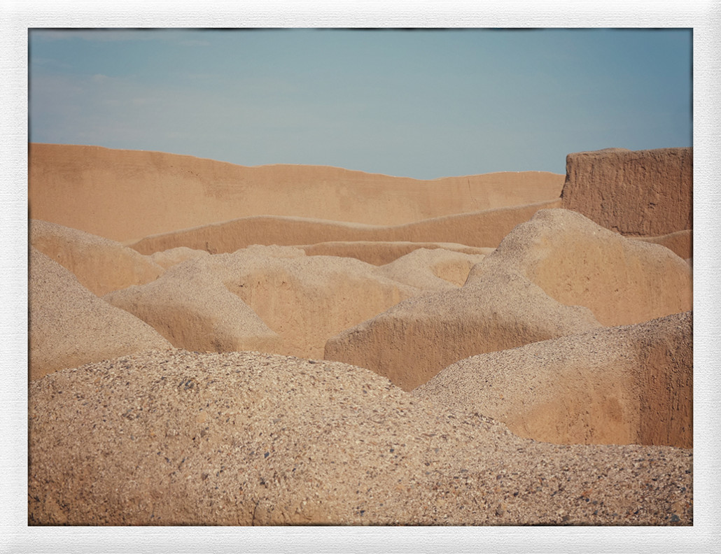 Trujillo, Sandhaufen für Fortgeschrittene