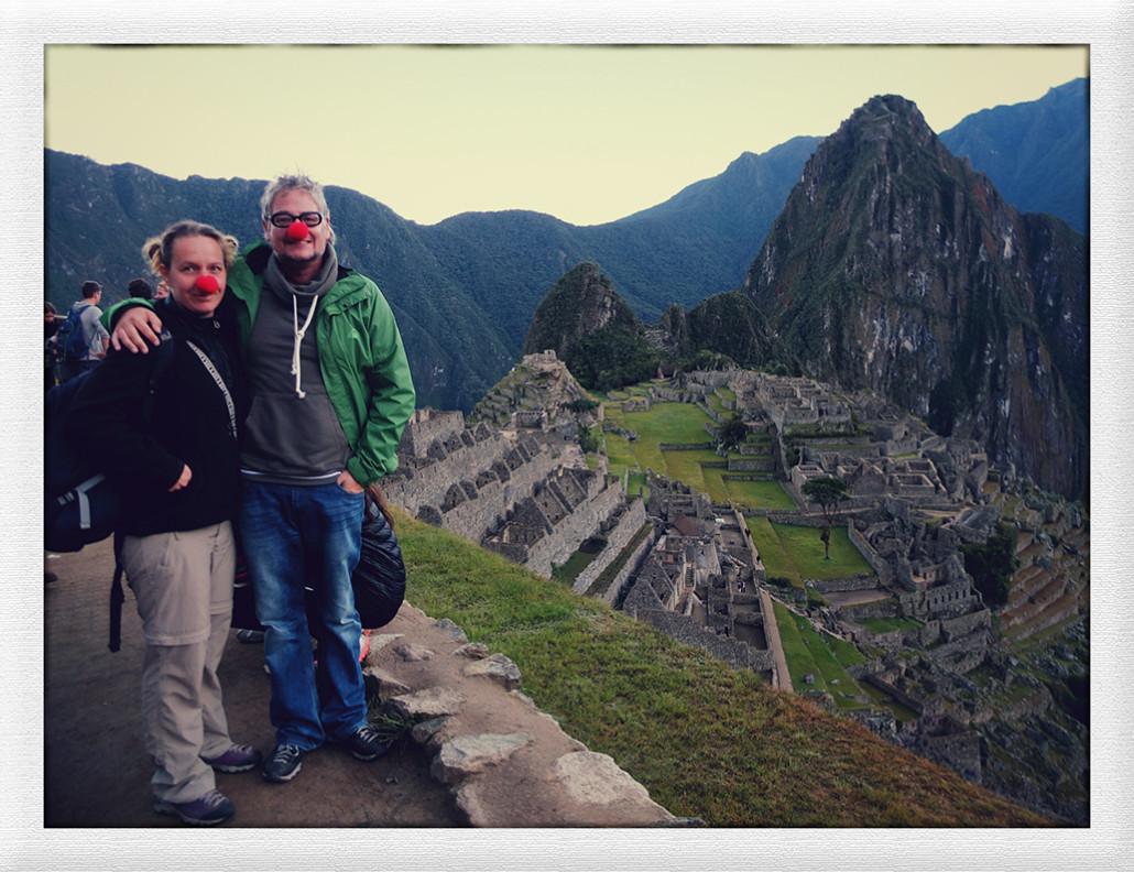 Mapi, Epizentrum der Inka