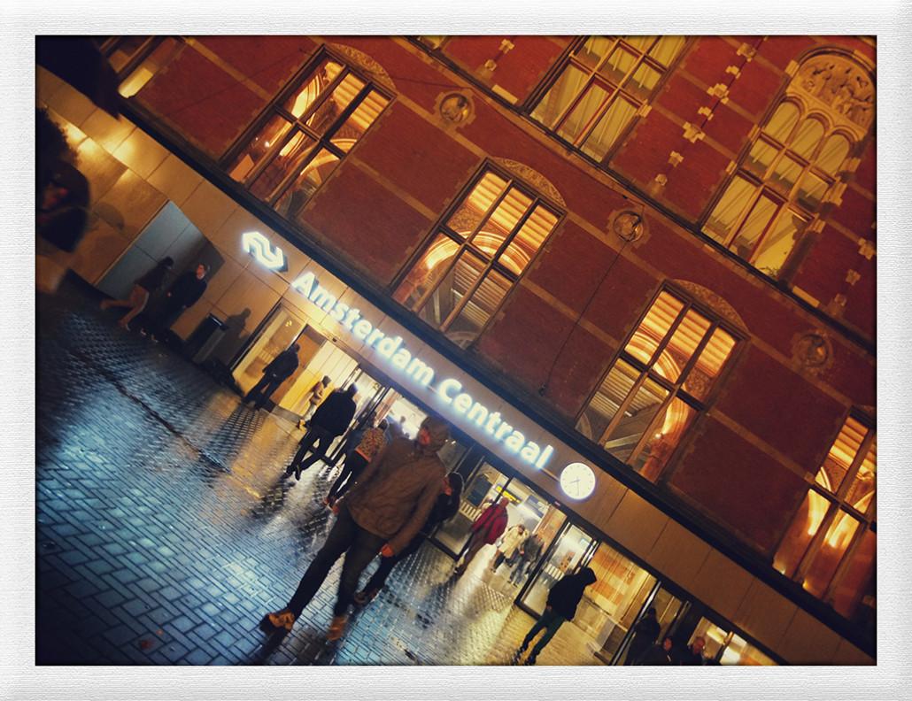 Last Stop: Amsterdam